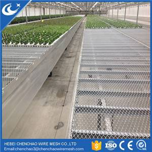 greenhouse rolling benches systems for commercial greenhouse