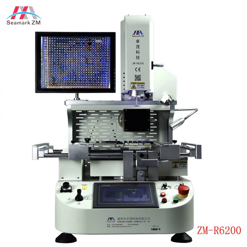 BEST SELLERS1BGA rework station ZM-R6200