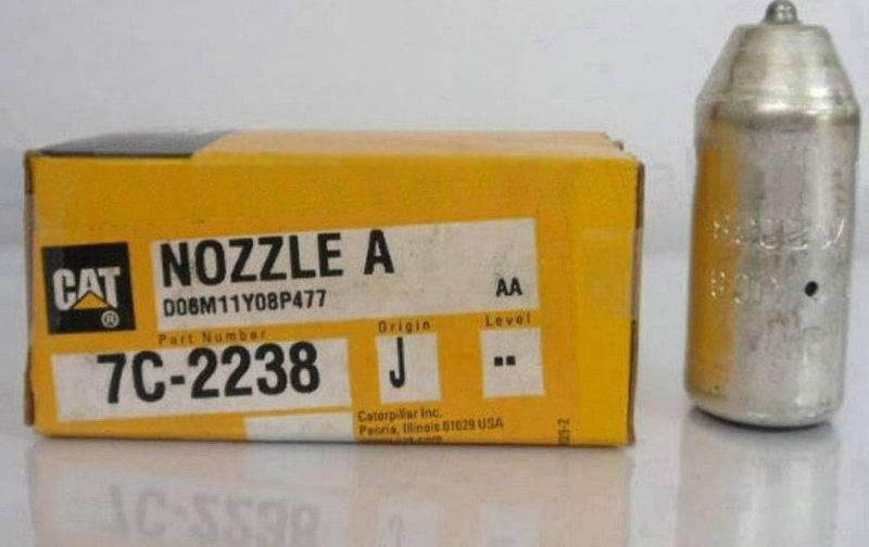 Caterpillar CAT Pencil Nozzle 7W7038 7W7037 7W7032 7W-7038 7W-7037 7W-7032
