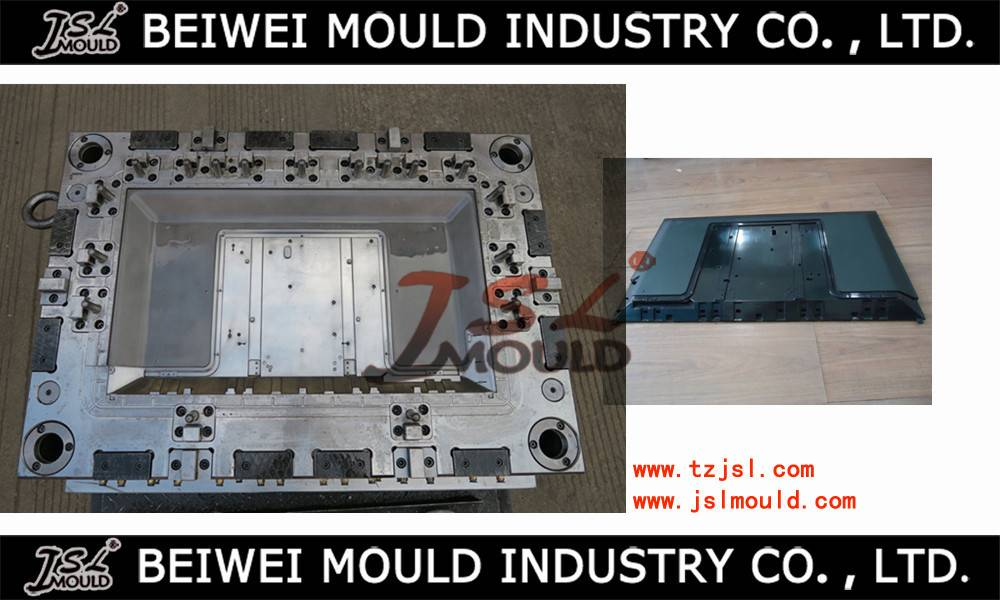 High Precise Injection Plastic LED LCD TV Mould Tooling