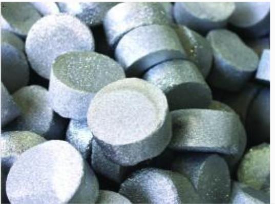 High purity metal chromium