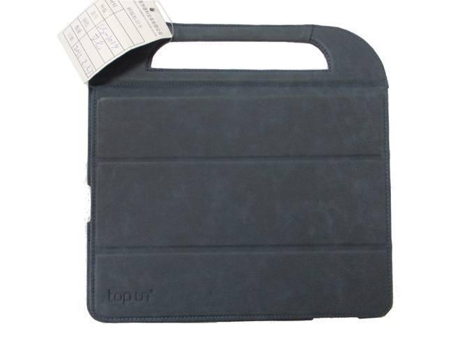 Leather Tablet Handbag