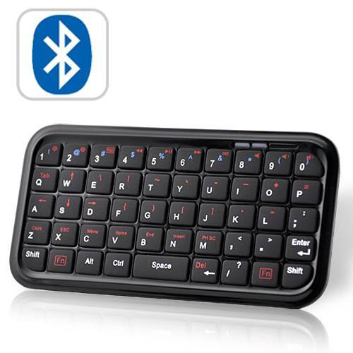 Mini Wireless Bluetooth Keyboard For iPhone PS3 Mac OS Android PC PDA