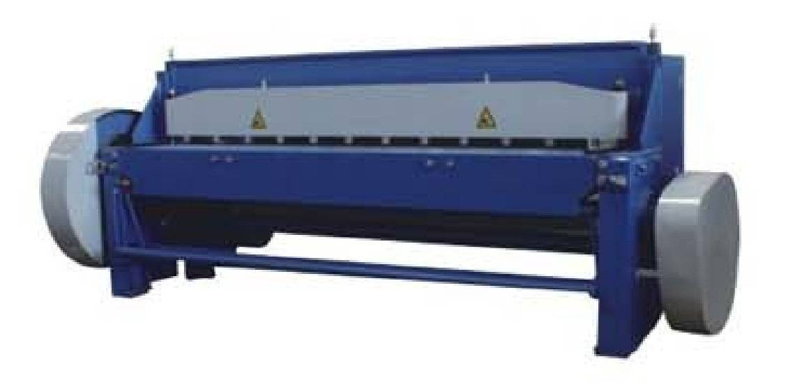 Motor-Drive Plate Shearing Machine