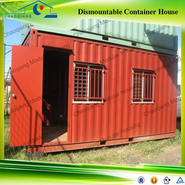 Cool Container House Fireproof Portacabin