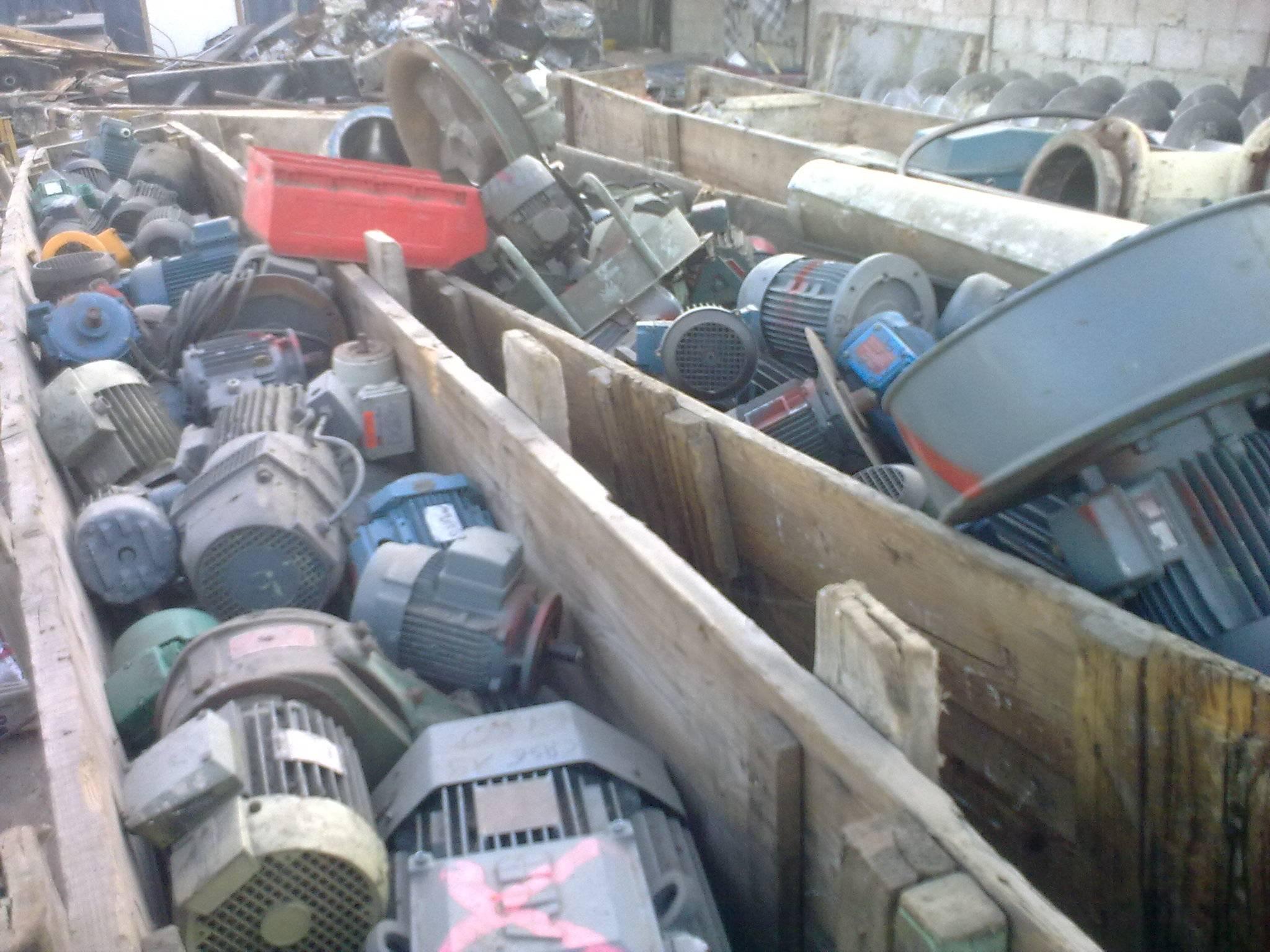 Metal Scrap Electric Motors Manufacturer Supplier