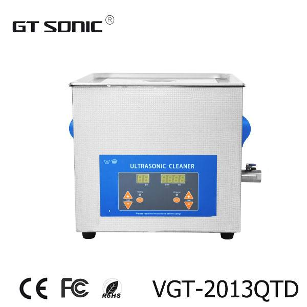 Denture ultrasonic cleaner