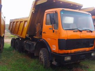 BENZ 3229 used dump trucks for sale,original and cheap