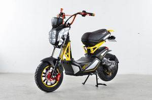 new luxury electric scooter