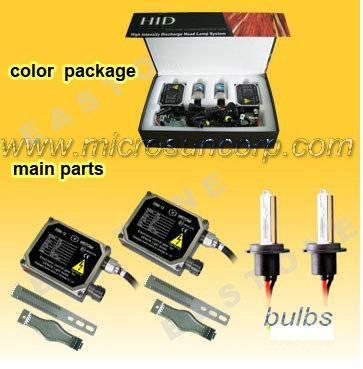 Microsun auto lamp kit A6