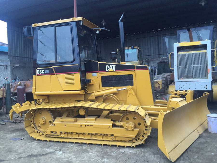 used cat d3c dozer bulldozer caterpillar