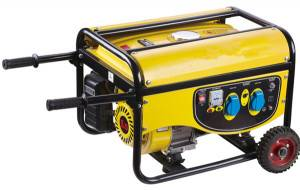 3-Phase Portable Diesel Generator