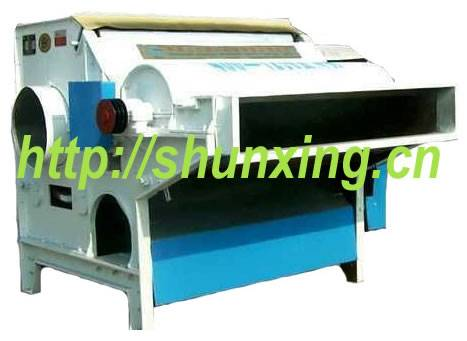 6PMQ-400Model Lint-cotton Cleaning Machine