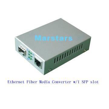 SFP Media Converter