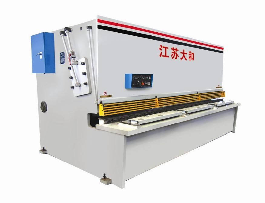hydraulic swing beam shear QC12Y-6x6000