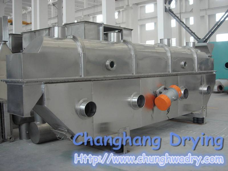 Sell GZQ Vibrating-Fluid Bed Dryer