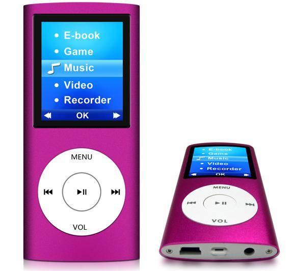 nano 4,ipod 4 mp4 player,digital mp4 player,portable mp4 player,multimedia player,sport video player