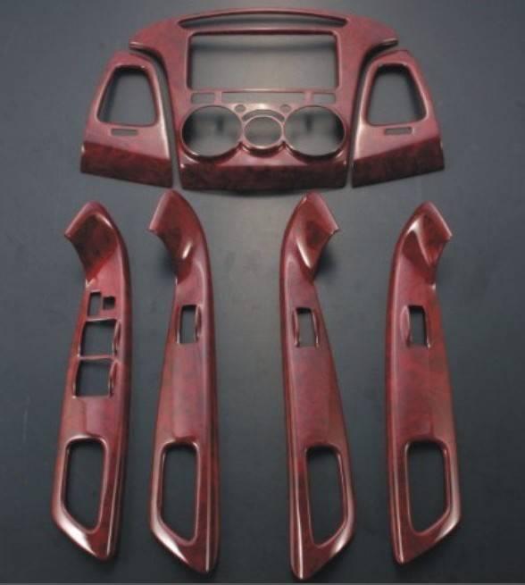 toyota dashboard,Innova 11 + car wooden dashboard kit