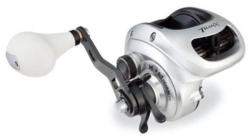 Shimano TranX Baitcaster Fishing Reel