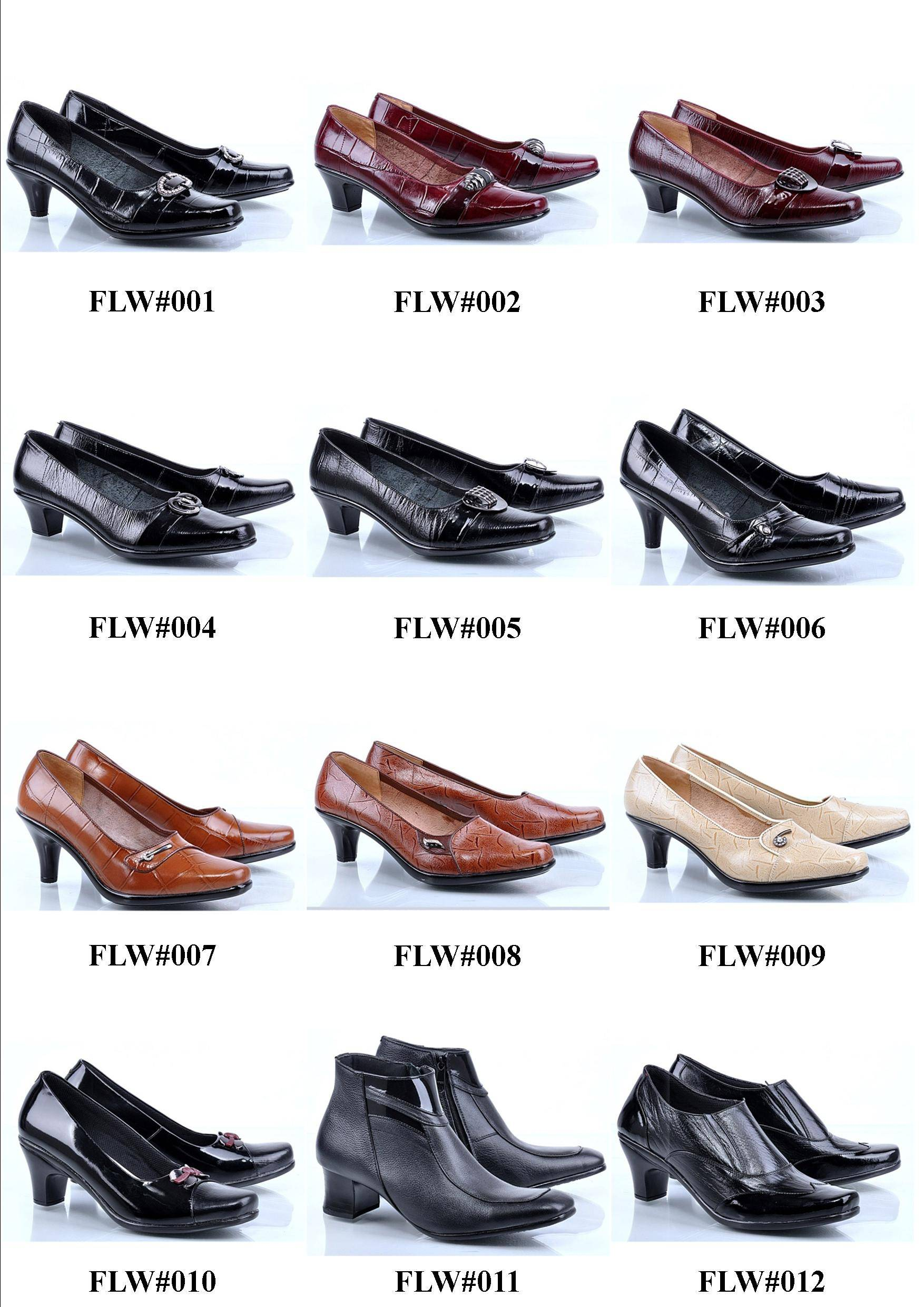 Women Formal Leather Shoes