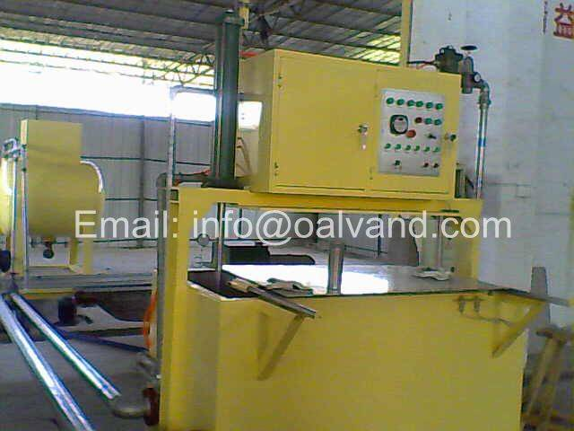 Molded Pulp Egg Box Making Machine