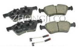 mercedes benz brake pad 1644200820