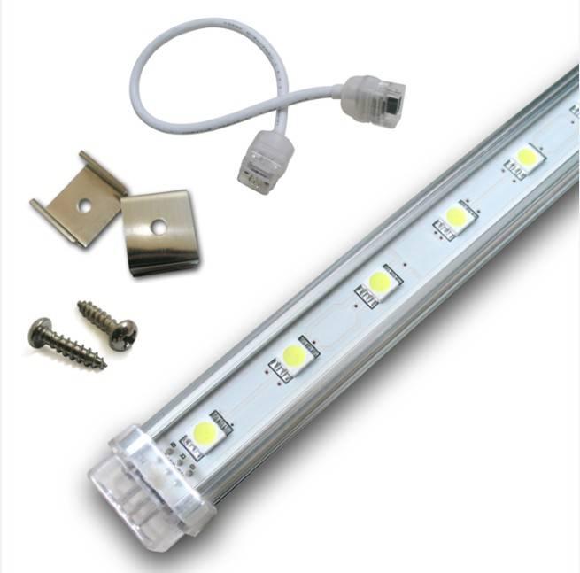 sell stock led cabinet light bar 9W