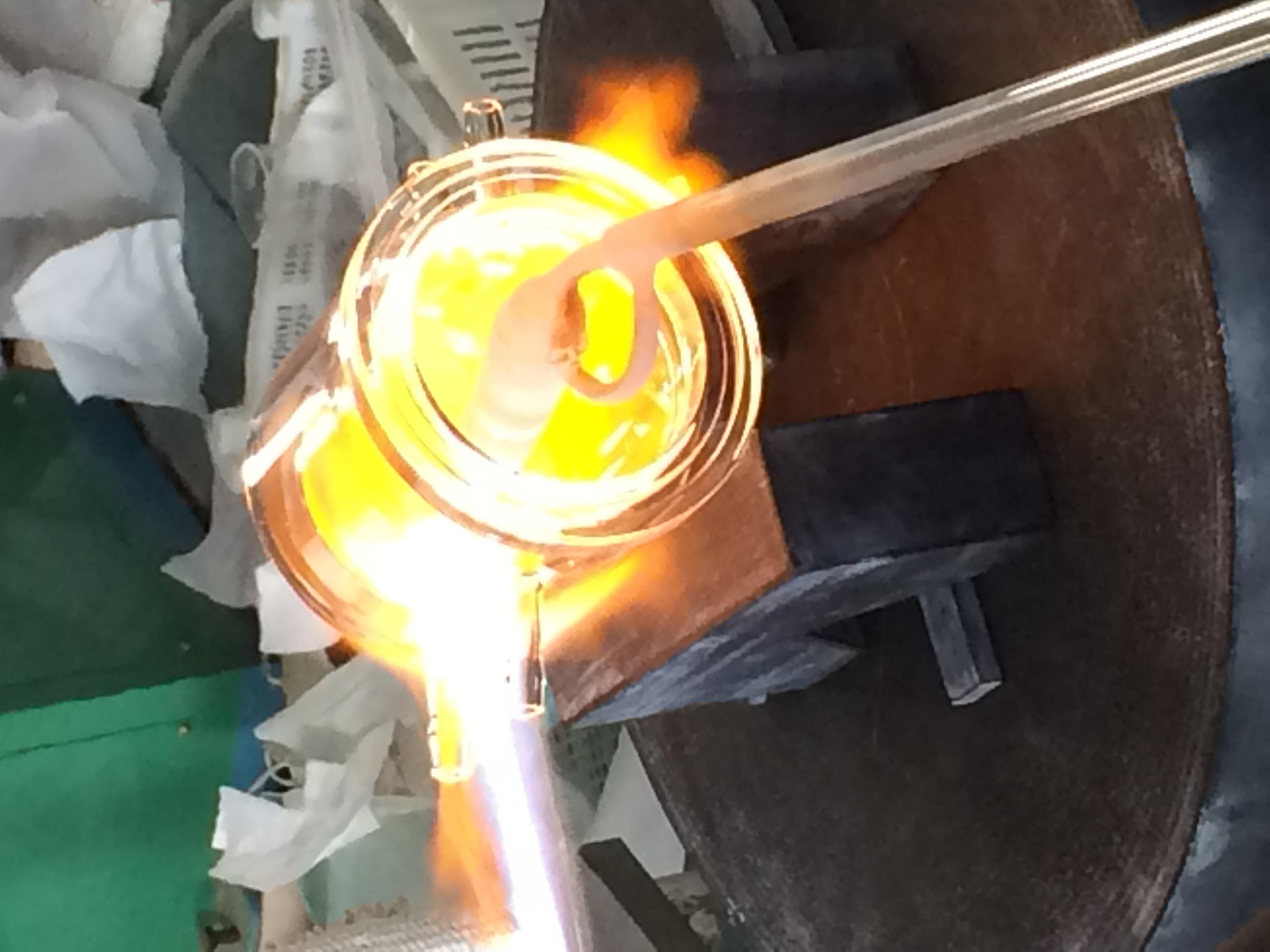 High purity quartz glassware