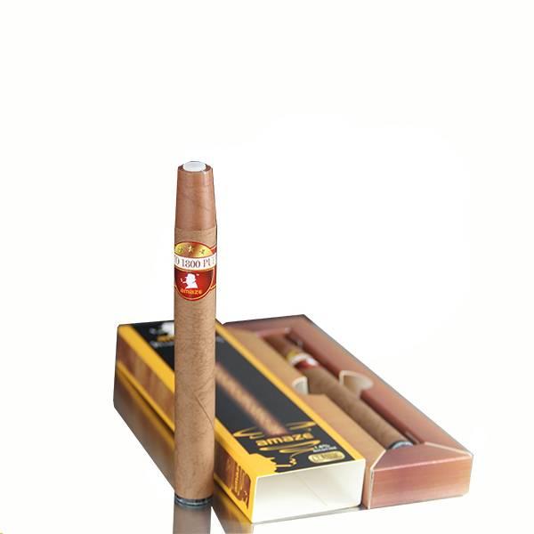 Disposable e cigar 650mAh 900puff wholesales disposable electronic cigarette
