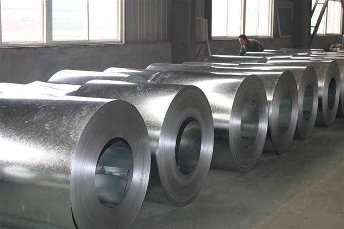Prepainted galvanized steel coil PPGI coil
