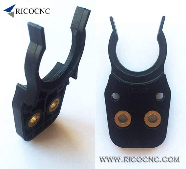 ISO25 Tool Cradle Clip ISO 25 Tool Holder Clamp for Auto Tool Changer CNC Machines