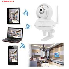 Home security camera supporting mobile view camera ip wifi