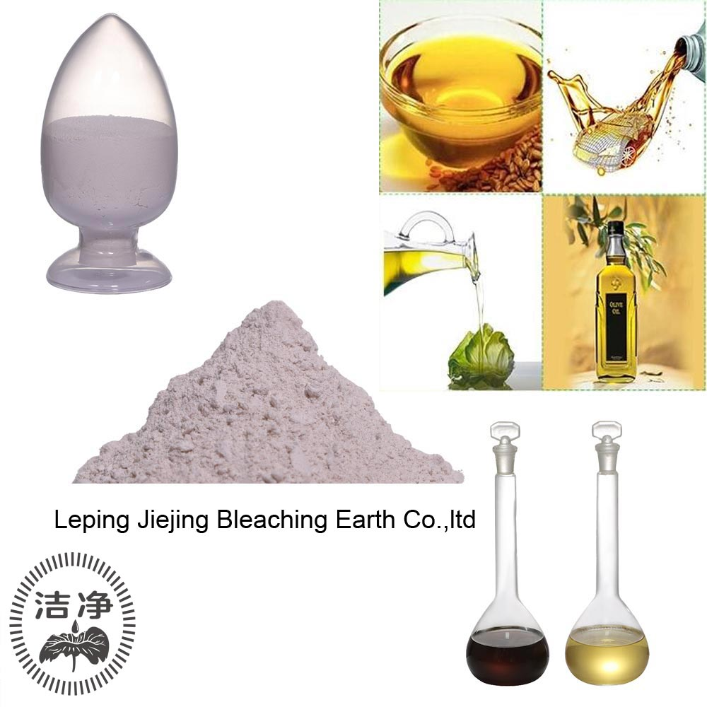 Hot Sale Bleaching Earth Bleaching Clay for Animal /Edible Oil Refining Purfication Decoloring