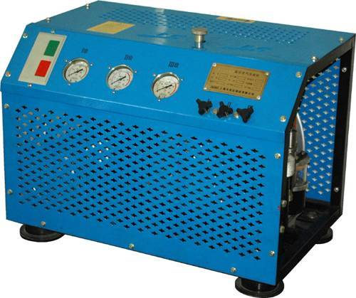 high pressure air compressor for CNG Testing