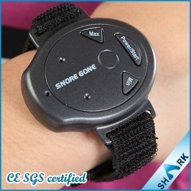 Bracelet Snore Stopper Quit Snoring Watch with CE&RoHS
