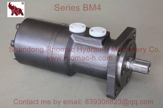 BM4 Orbital Hydraulic Motor