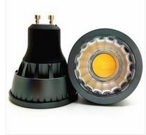 high brightness 7w LED GU10 COB spot light 7w dimmable COB gu10