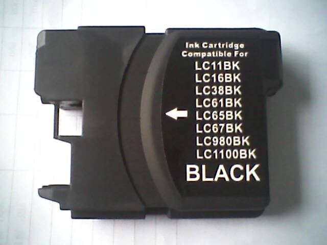 Sell ink cartridges LC61/65/980/1100
