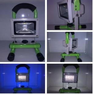 rechargeable led flood lighting ce SAA emergency rescue IP65