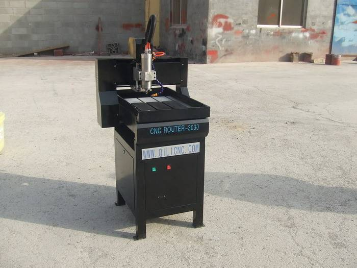 Sell Metal CNC Router QL-3030