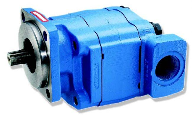 Permco P197 gear pump and motor for loader road roller machinery