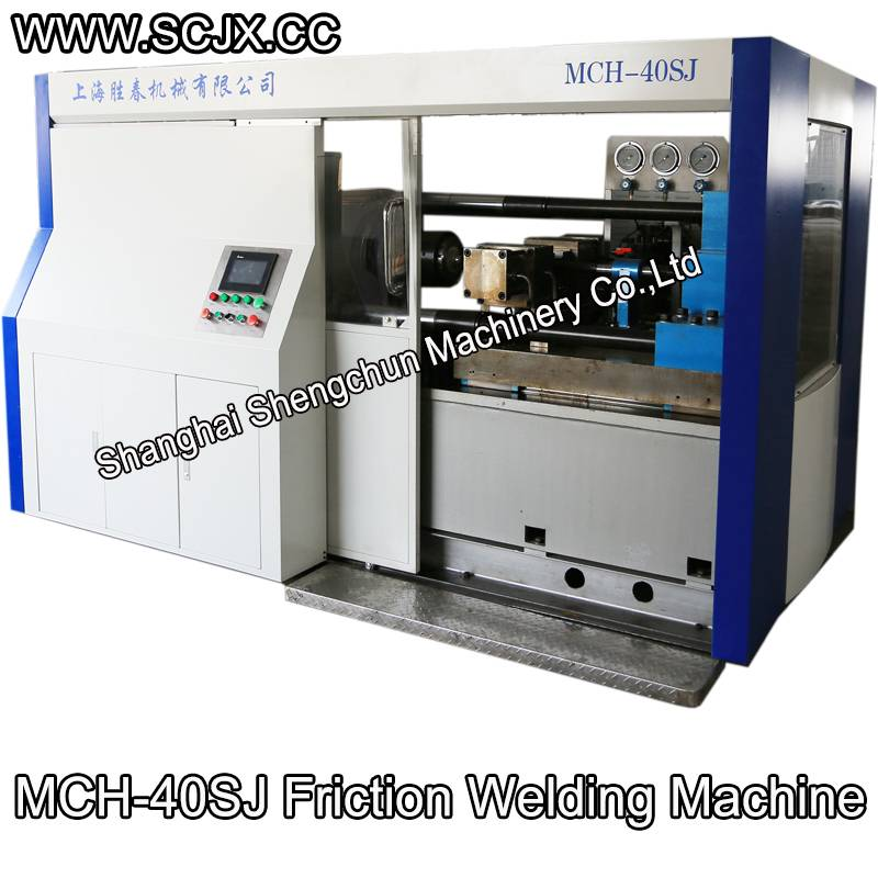 400KN Friction Welding Machine