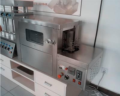 Pizza Cone Oven Machine/Pizza Box Making Machine/Pizza Maker Machine