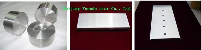 Chromium Aluminum alloy target