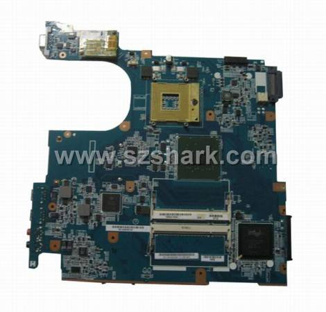 Laptop motherboard,Sony motherboard,Notebook mainboard,A1217327A MBX-160