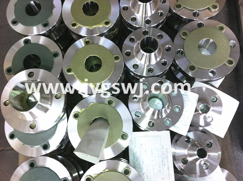 Sell stainless steel pipe flange weld neck flange