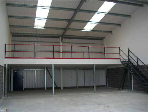 steel structure warehouse-nanyang xinxing
