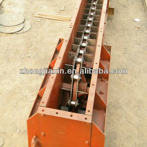 Industrial Chain Scraper Conveyor With Long Conveying Distance