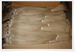 horse tail hair used for rocking horse