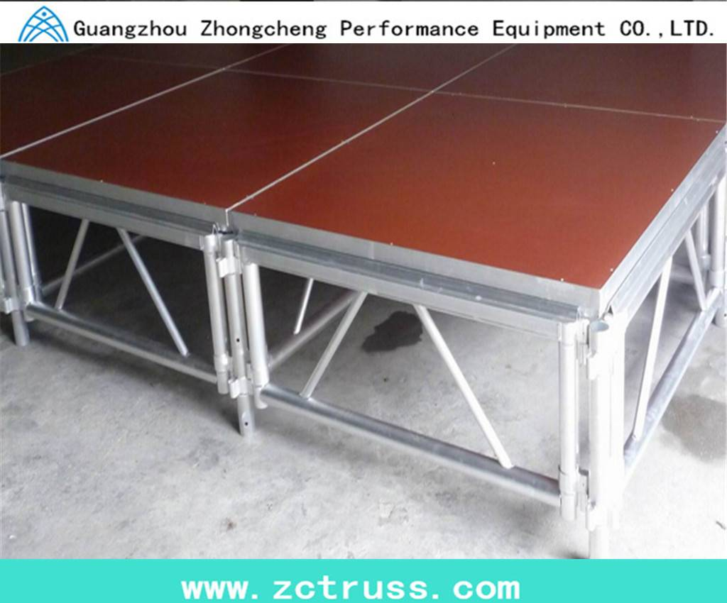LED Lighting performance aluminum flexible activities stage